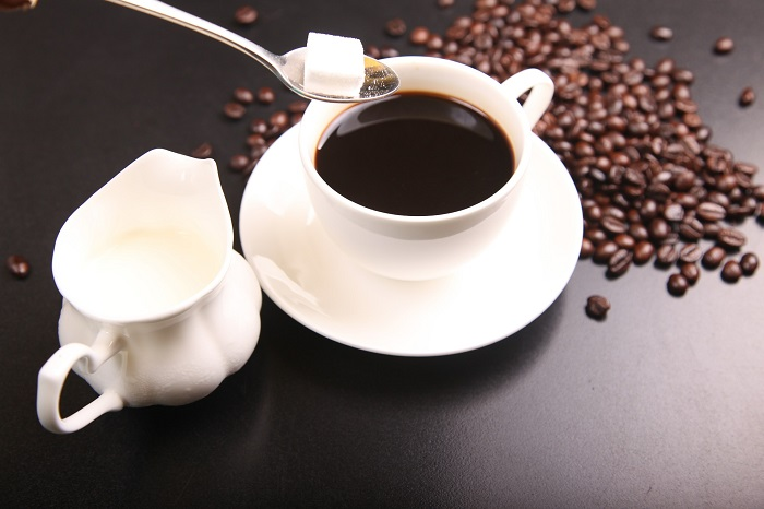 Príprava zrnkovej kávy