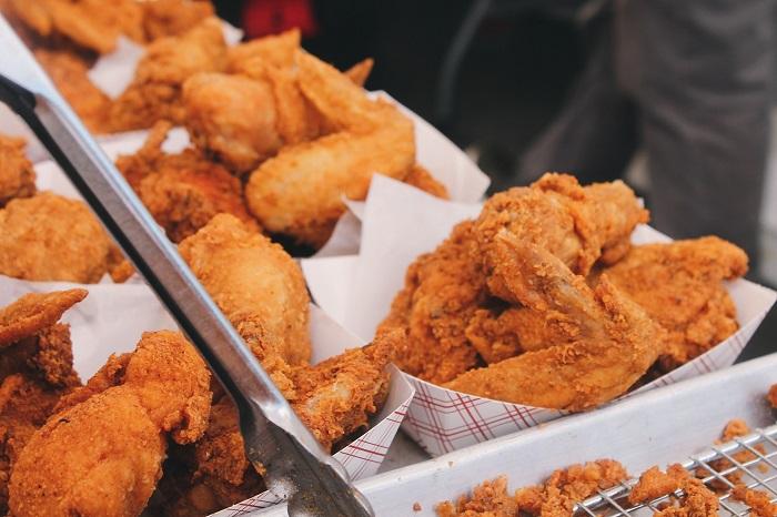 Kuracie mäso a hranolky