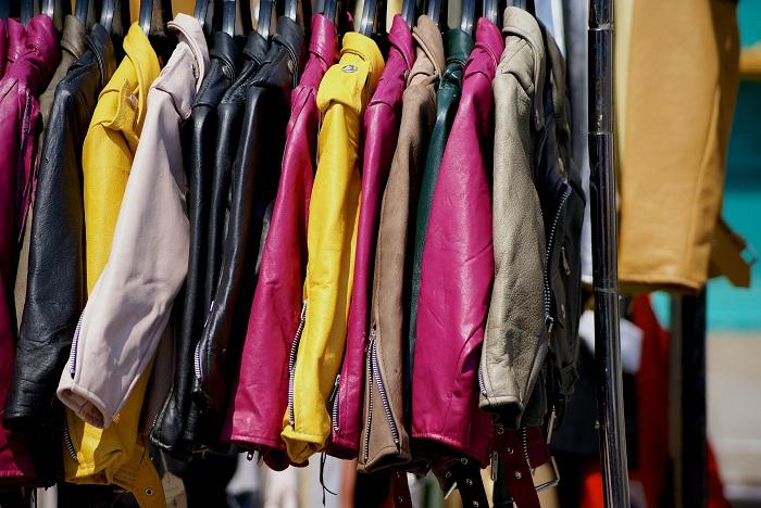 Dámsky kabát a bunda