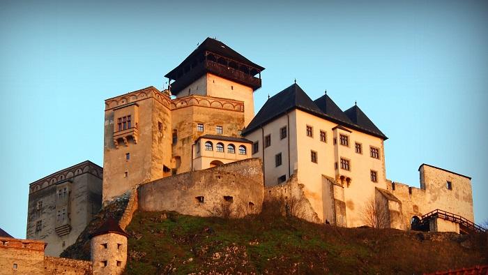 História Slovenska a jej časová os